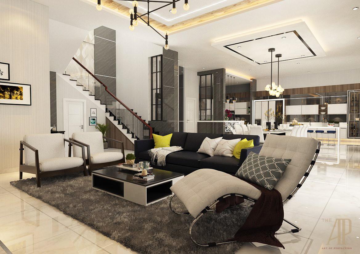 Arsitektur & Desain Interior